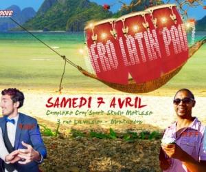 Afro Latin Pau'Z et stages le samedi 7 avril