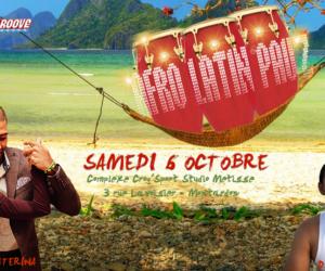 Afro Latin Pau'Z et stages le samedi 6 octobre