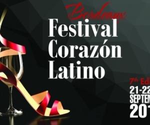 Corazón Latino 2018 – Code promo SNG2018