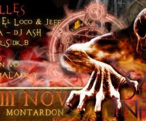 Salsa Inferno 7 – Stages et soirée 2 salles 2 univers le samedi 3 novembre