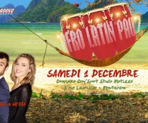 Afro Latin Pau'Z et stages le samedi 1er décembre