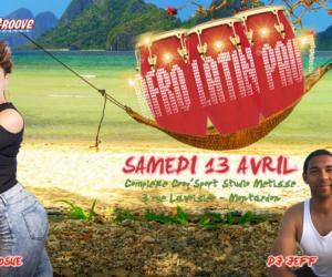 Afro Latin Pau'Z et stages le samedi 13 avril