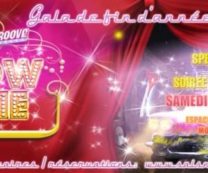 Showtime 7! Gala de fin d'année samedi 8 juin