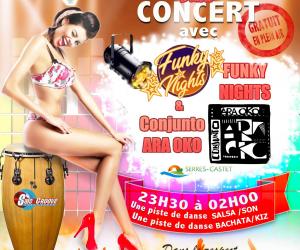 Salsa Night et soirées au Ttipia